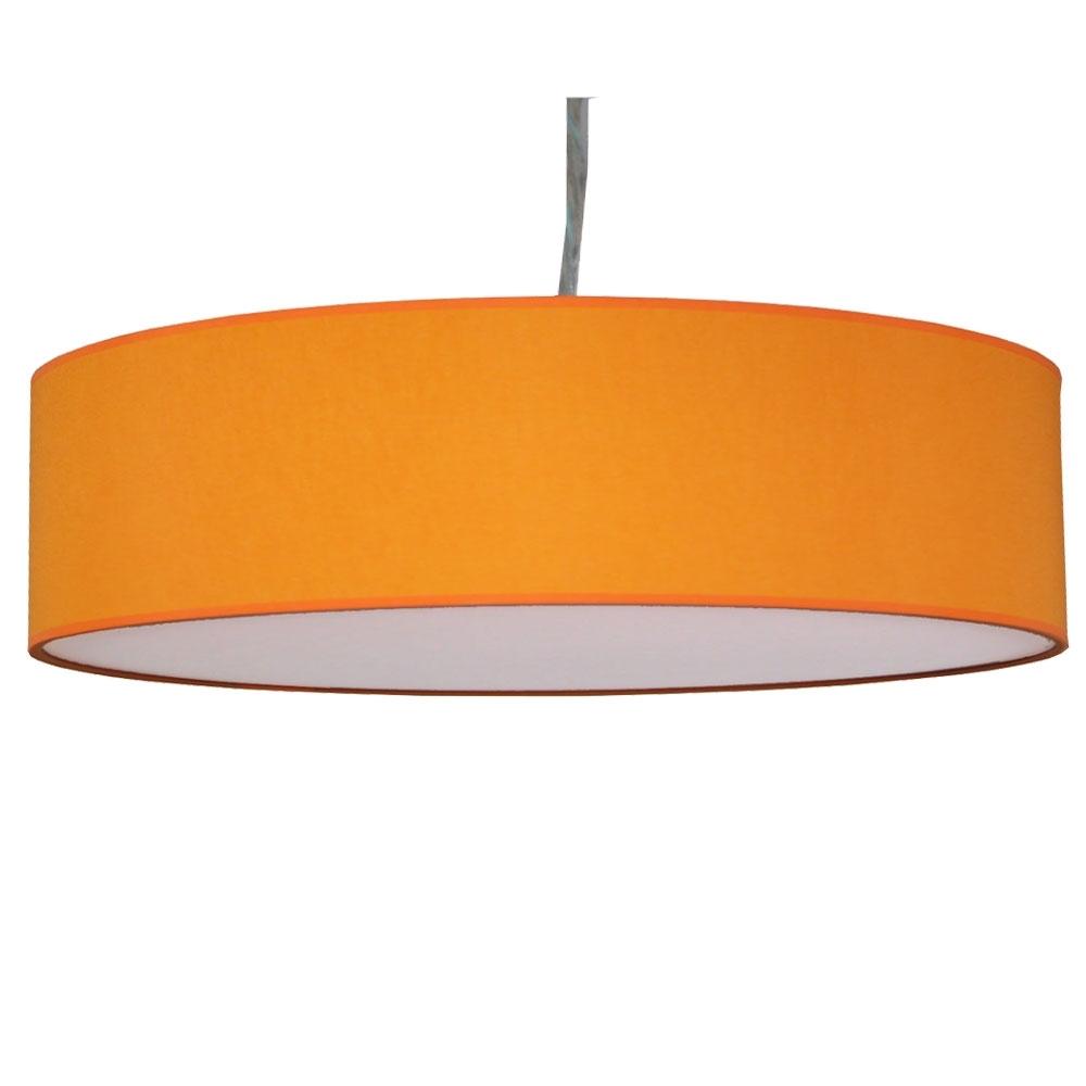 Thin XL Drum 3Lt Orange